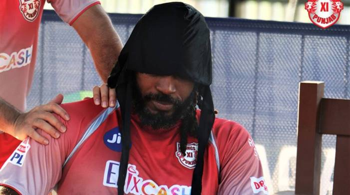 RCB vs KXIP: Chris Gayle makes first appearance in IPL 2020