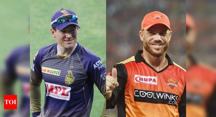 SRH vs KKR Live Score: Sunrisers Hyderabad win toss, opt to field against Kolkata Knight Riders | Cricket News