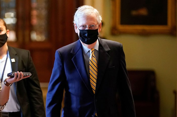 Senate to vote on $500 billion GOP coronavirus stimulus bill Wednesday
