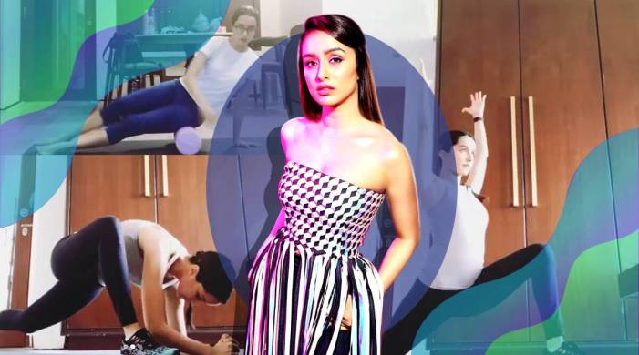 Shraddha Kapoor's latest workout video is a must-watch