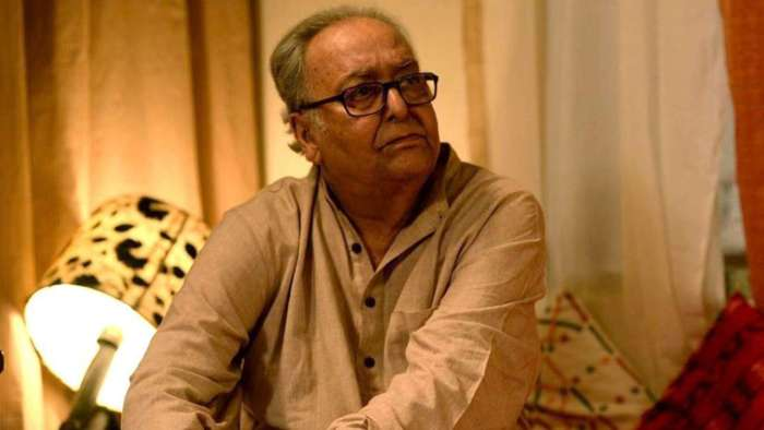 Soumitra Chatterjee's COVID-19 symptoms worsen, shifted to ITU