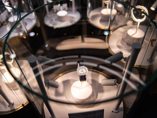 Swiss watch exports to UAE slide, China leads recovery