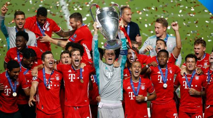 UEFA Champions League to start in a condensed manner under COVID's shadow