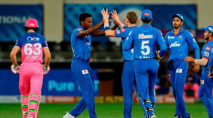 We always know Rabada and Nortje will get the job done: Shikhar Dhawan