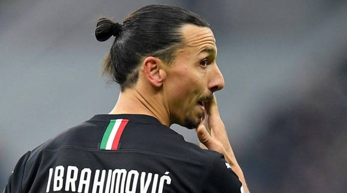 Zlatan Ibrahimovic returns for virus-affected Milan derby