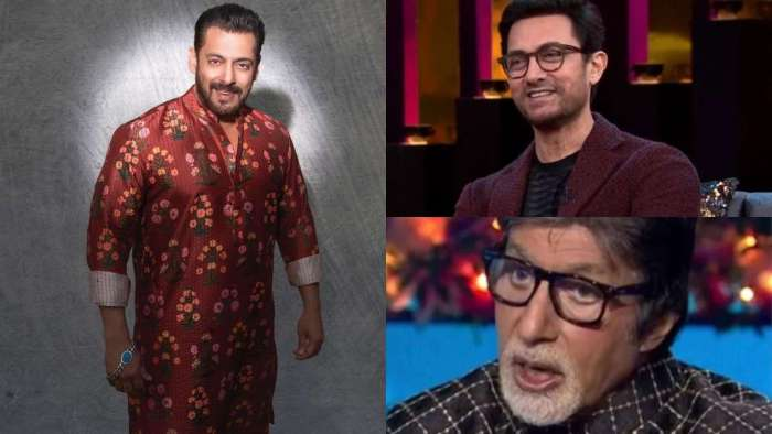 Amitabh Bachchan, Salman, Aamir, Shah Rukh Khan extend good wishes, ask fans to 'stay safe'