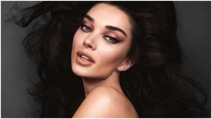 Amy Jackson spices 'lockdown up a lil bit' with nude photoshoot