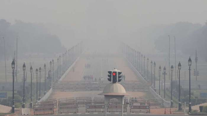 Delhi's air quality worsens from 'moderate' to 'poor' in some parts