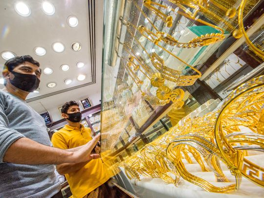 Diwali lights up demand among UAE's gold shoppers as prices soften