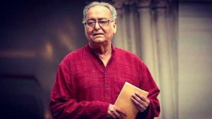 Legendary Bengali actor Soumitra Chatterjee dies after prolonged battled with multiple ailments