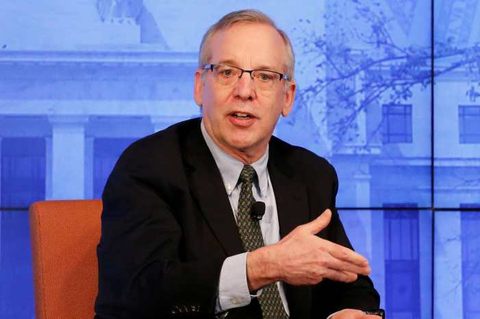 More fiscal stimulus is needed even with vaccines, Bill Dudley says