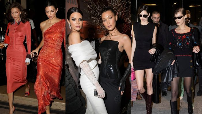 Move Over Gigi, Kendall Jenner Is Bella Hadid's Sister In Style