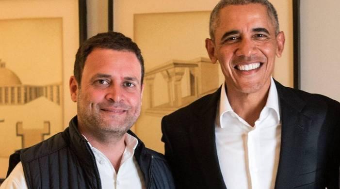 Obama: Rahul Gandhi has a 'nervous, unformed quality', Manmohan Singh 'impassive integrity'