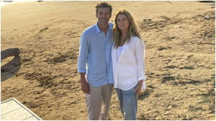 Patrick Dempsey opens up on returning to 'Grey's Anatomy'; reuniting with Ellen Pompeo