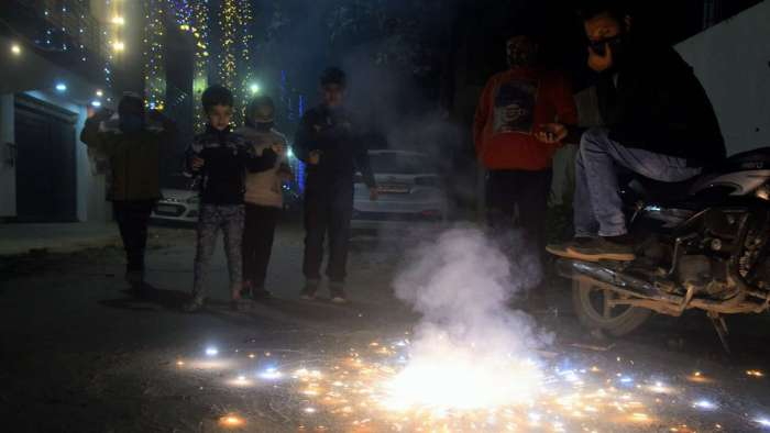 Pollution levels in Delhi higher this Diwali as compared to 2019: CPCB