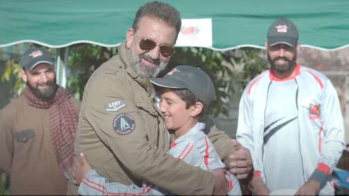 Sanjay Dutt-Rahul Dev at loggerheads in cricket vs children bombs war