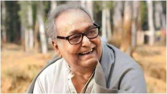 Soumitra Chatterjee's daughter urges people not to visit their place for condolence, cites ongoing pandemic