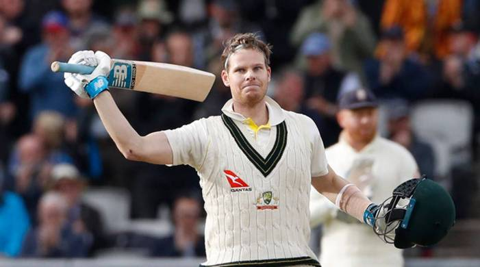 Steve Smith dares India pacers, says he's 'not stressed with short bowling'