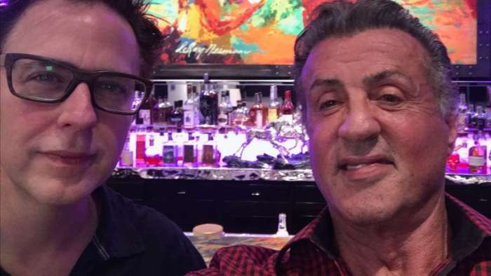 Sylvester Stallone joins James Gunn's 'Suicide Squad'