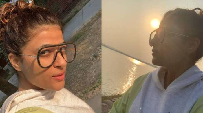 Tahira Kashyap goes for early morning walk for the first time, calls it 'new determination'