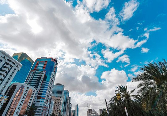 UAE weather: Warm day, dusty at times, sunny to partly cloudy skies in Dubai, Abu Dhabi, Sharjah and other emirates