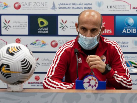 Arabian Gulf League: Sharjah confident of returning with full points from Bani Yas