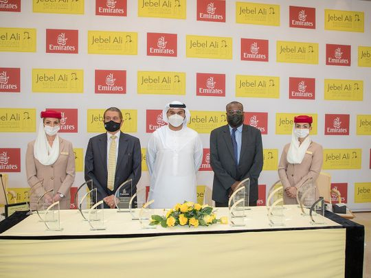 Emirates happy to support Jebel Ali races
