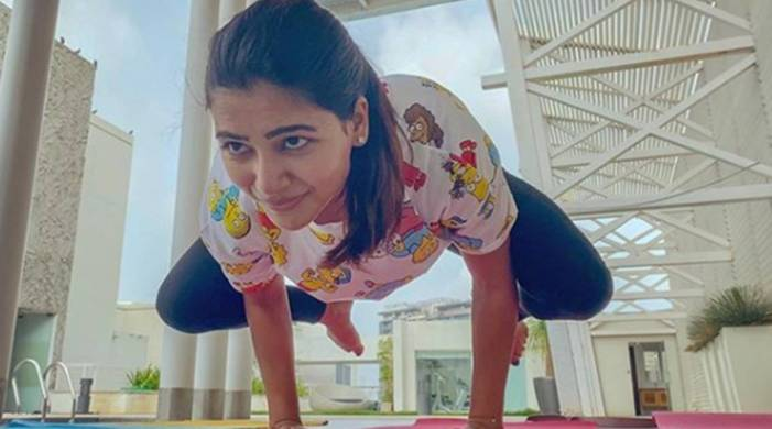 Samantha Akkineni attempts 'animal flow' in latest video; know about the workout