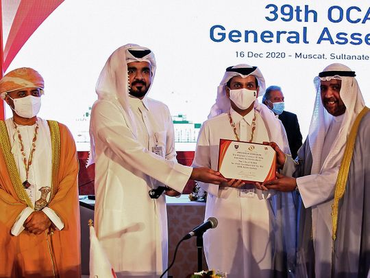 Qatar bags the right to host 2030 Asian Games