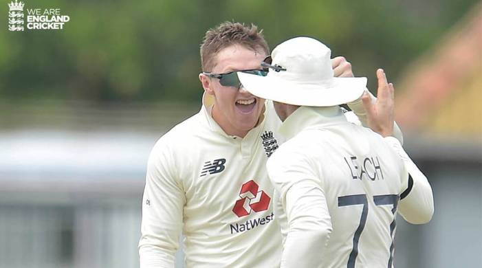1st Test, Day 1: England cruise to 127-2 after dismissing Sri Lanka for 135
