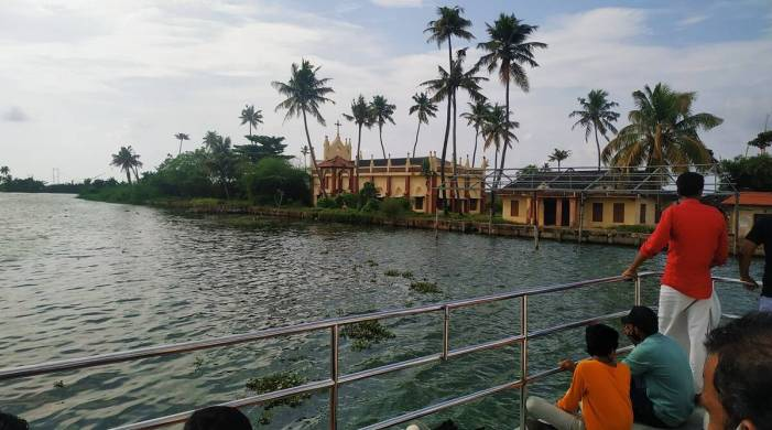 A journey through time on Kerala's backwaters