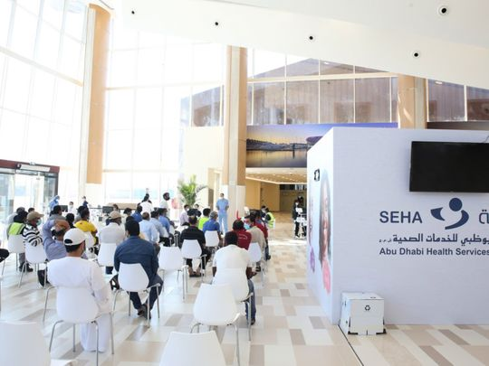 Abu Dhabi's Seha scales up COVID-19 vaccine drive – 2 new centres come up in 4 days