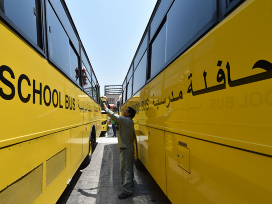 COVID-19: How safe is it to travel on school buses in Dubai?