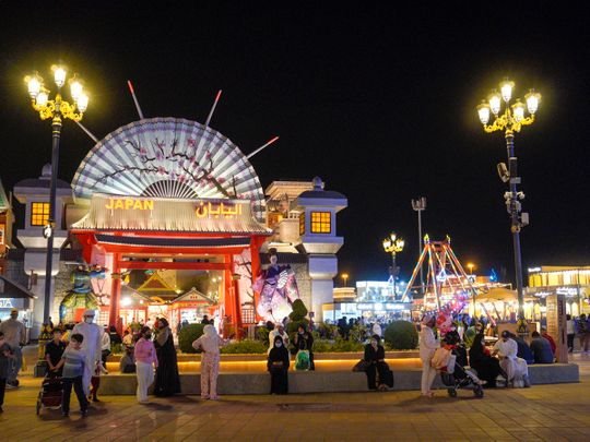 COVID-19: New precautionary measures in place at Dubai's Global Village