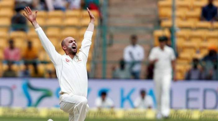 It's still not advantage Australia, believes Nathan Lyon