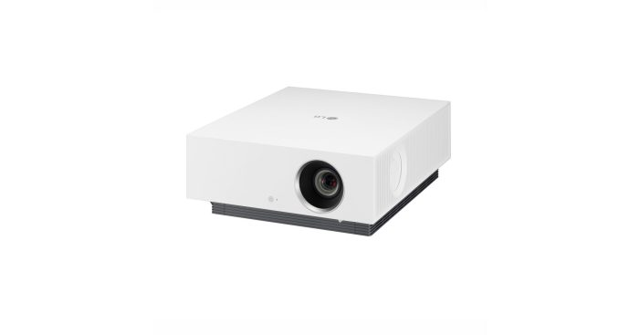 New LG CineBeam Projector Elevates Home Movie Viewing To New Heights