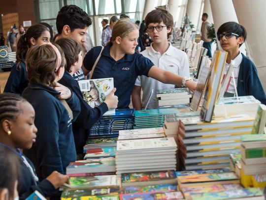 Tickets to Emirates Airline Festival of Literature available from tomorrow