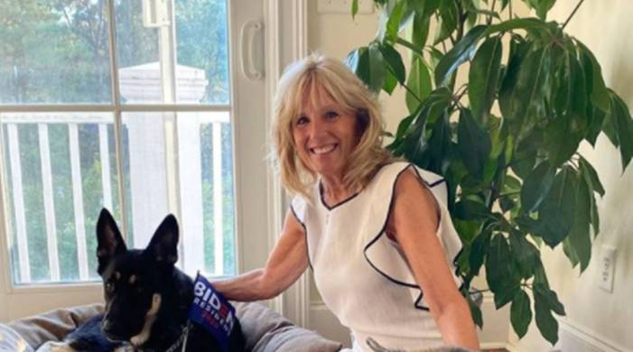 'Find moments for yourself': US First Lady Jill Biden's advice for working mothers