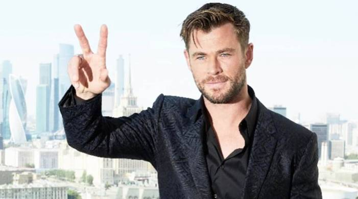 'My body shuts down when I stop working out': Chris Hemsworth talks about his workout routine