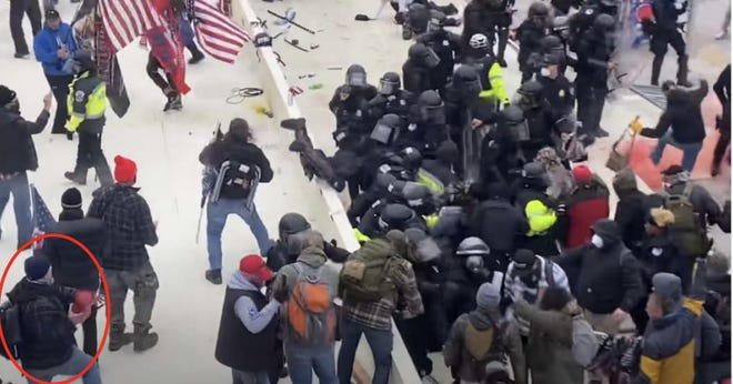'We needed more support': Capitol Police officer speaks out on leadership letdowns, lack of planning before insurrection