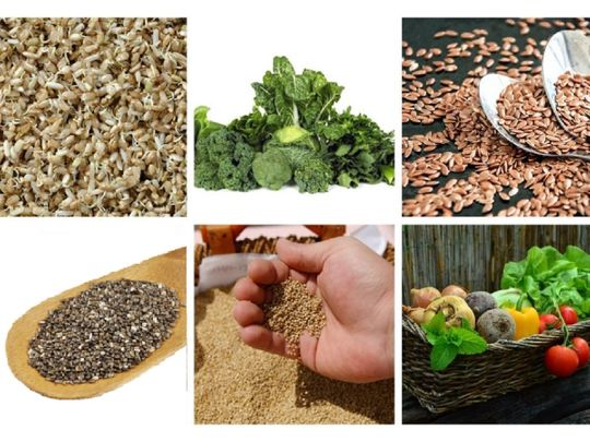 6 foods to help you reduce cancer risk