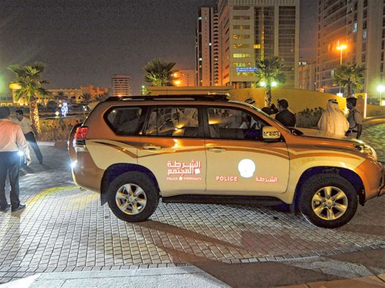 90% of police employees in Ajman vaccinated against COVID-19, Ajman Police say