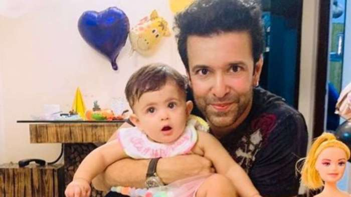 Aamir Ali introduces Sanjeeda Shaikh and his daughter Ayra Ali, calls her 'eternal valentine'
