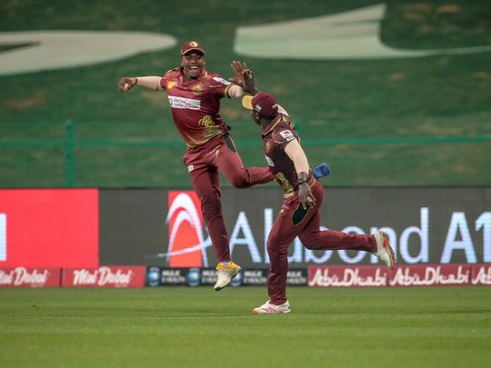 Abu Dhabi T10: Northern Warriors power to fourth successive victory
