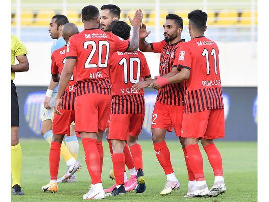Arabian Gulf League: Shabab Al Ahli Dubai, Al Jazira in big wins