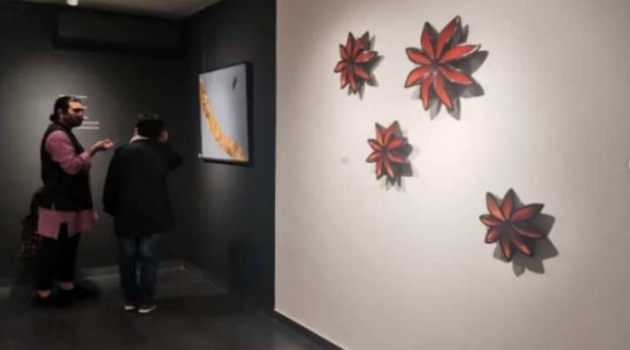 Art show explores narratives around Indian spices