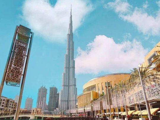 Burj Khalifa in Dubai on top 7 Insta-world wonders