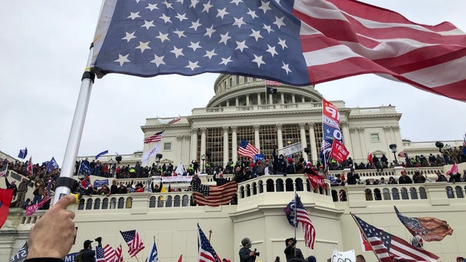 Democratic lawmakers join Alexandria Ocasio-Cortez in sharing Capitol riot experiences