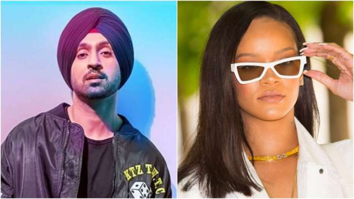 Diljit Dosanjh honours Rihanna, drops new song 'RiRi' calling her a gift from God