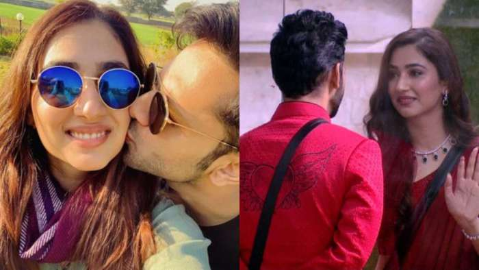 Disha Parmar accepts Rahul Vaidya's marriage proposal on THESE two conditions